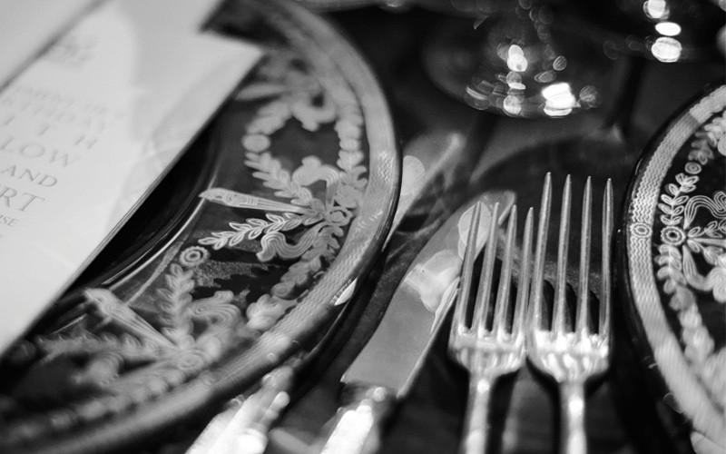 Rhubarb - Banqueting House